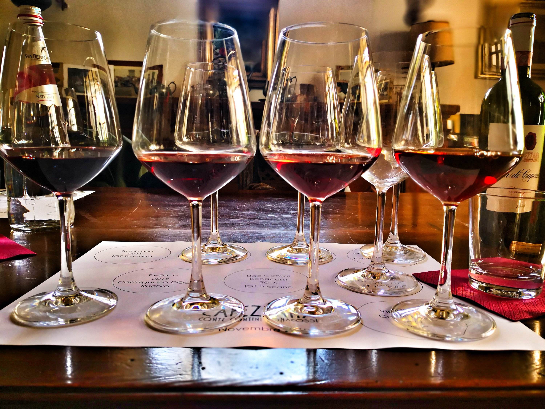 Wine Semetary: il cimitero dei vini.