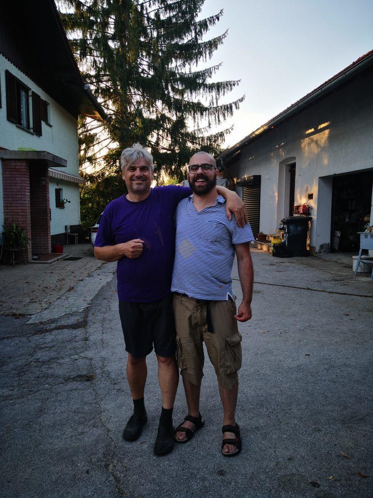 La Casa nella foresta: Crnko winery!