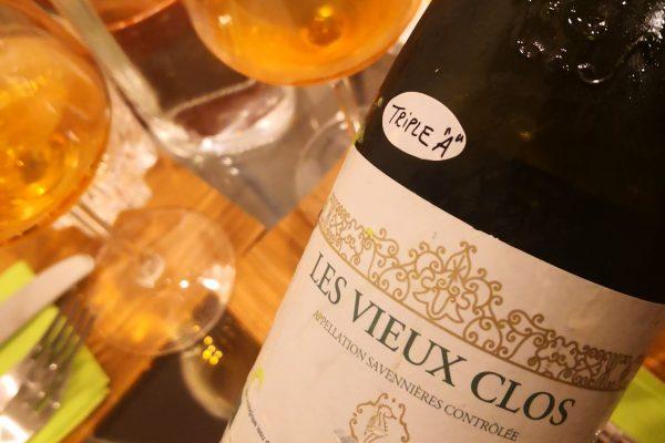 Nicolas Joly:  Les Vieux Clos 2013